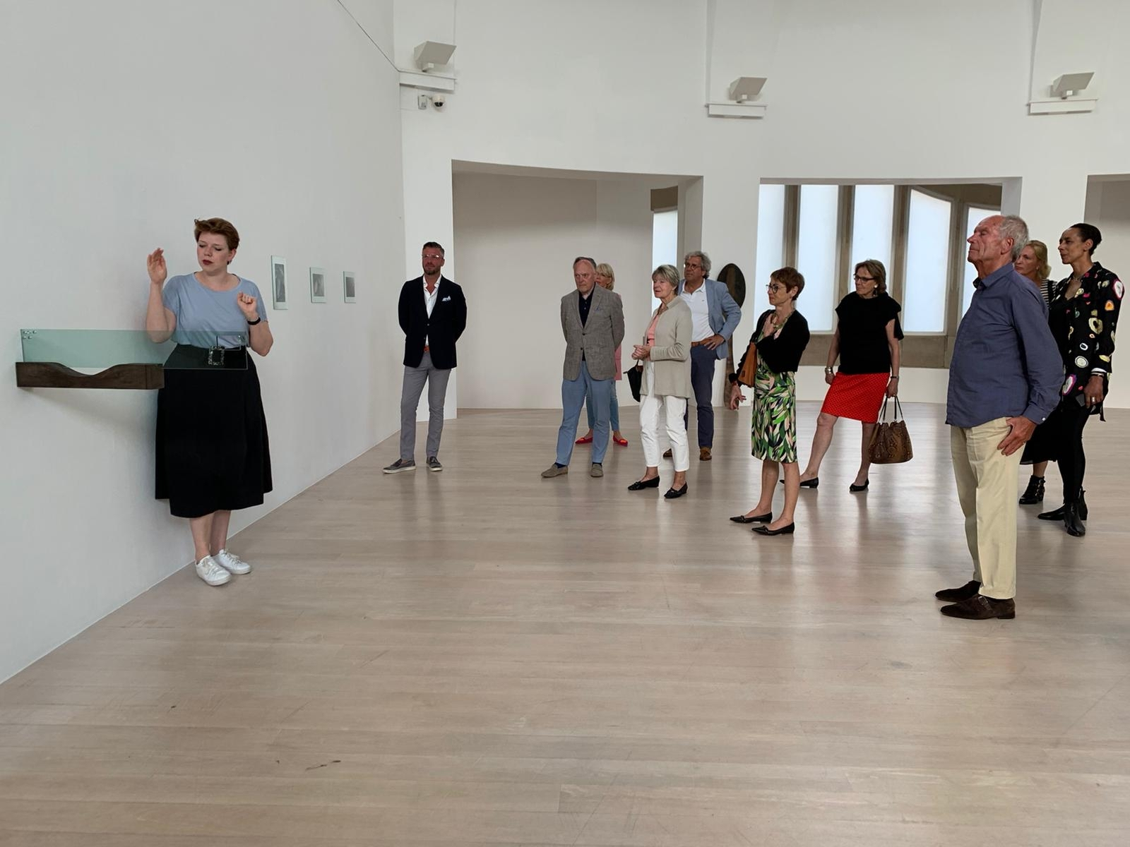 Pilot-Veranstaltung: »kunst genuss« im Juni 2020